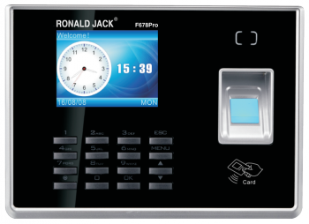 Máy chấm công Ronald Jack F678Pro