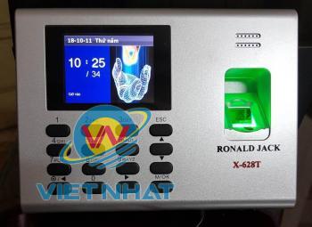 Máy chấm công RONALD JACK X628T